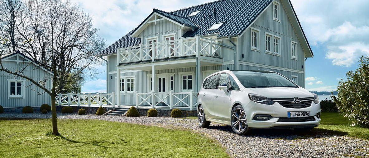 Zafira Tourer Business Paket